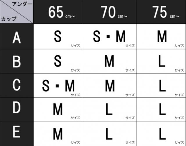 レスタリアージュボリュームアップブラのサイズ選び方教えます!